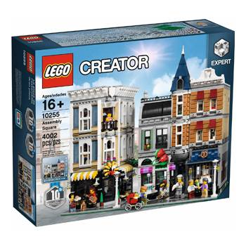 LEGO AND CONSTRUCTION